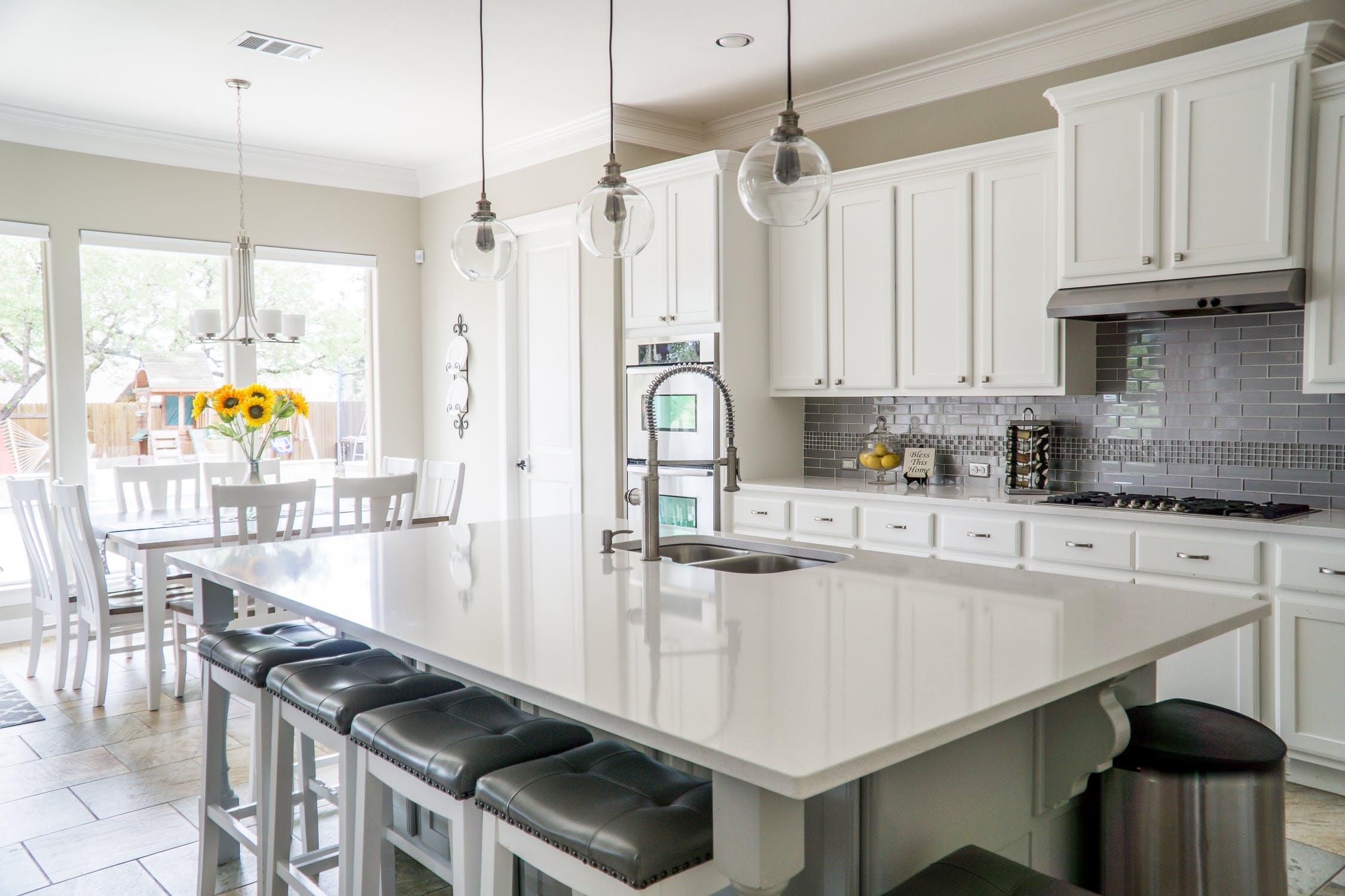 Verbazingwekkend Je keuken een budget make-over geven in 5 stappen - Ondernemers CB-01
